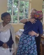 Karen in Kenya